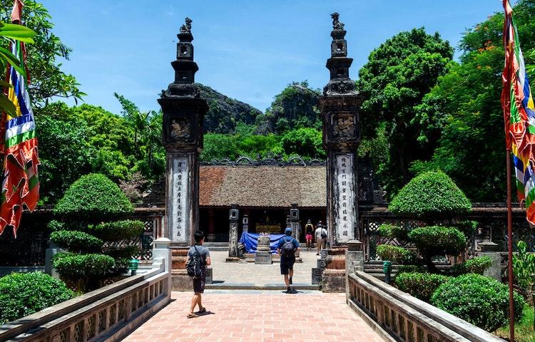 temple - Vietnam Mountains & Bay Multi-Adventure
