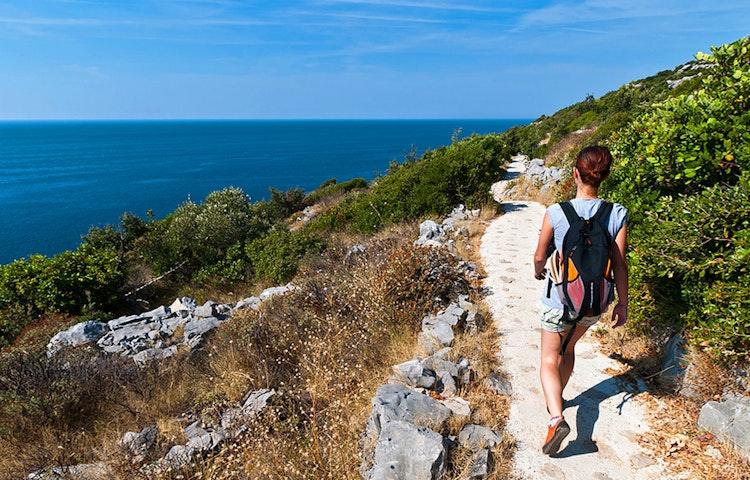hiker - Croatia Hiking & Kayaking Private Adventure