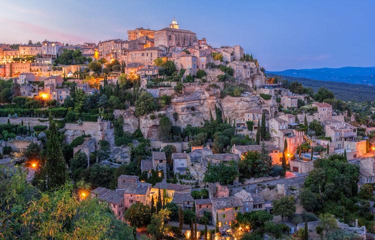 gordes - France Provence Walking Private Adventure