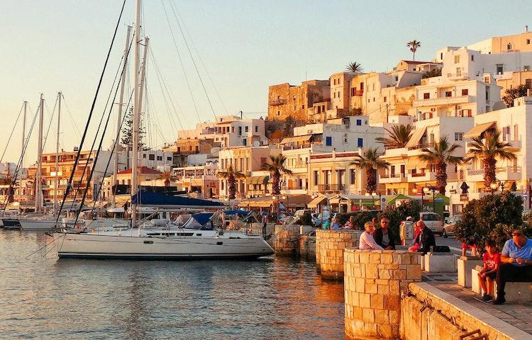naxos - Greece Naxos & Santorini Private Adventure