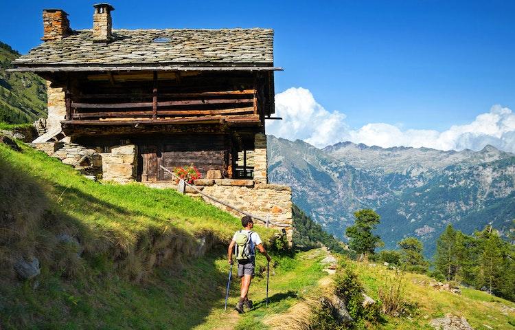 aosta - Alps Around the Matterhorn Trek