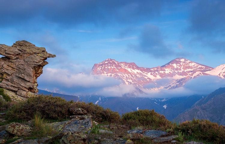 sierra nevada - Spain Best of Andalucia Hiking