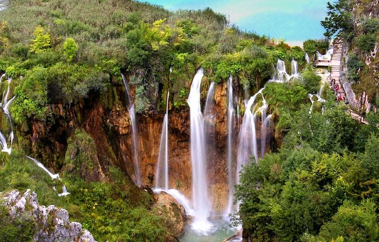 boardwalk - Croatia Hiking & Kayaking Private Adventure