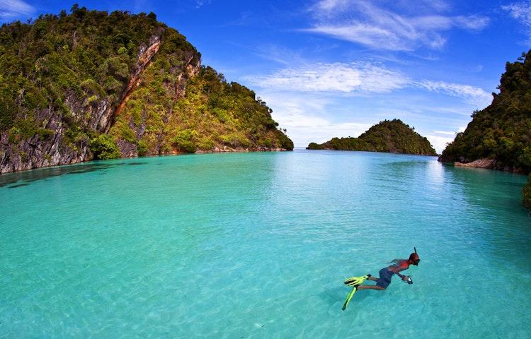 snorkel - Indonesia Raja Ampat Multi-Adventure
