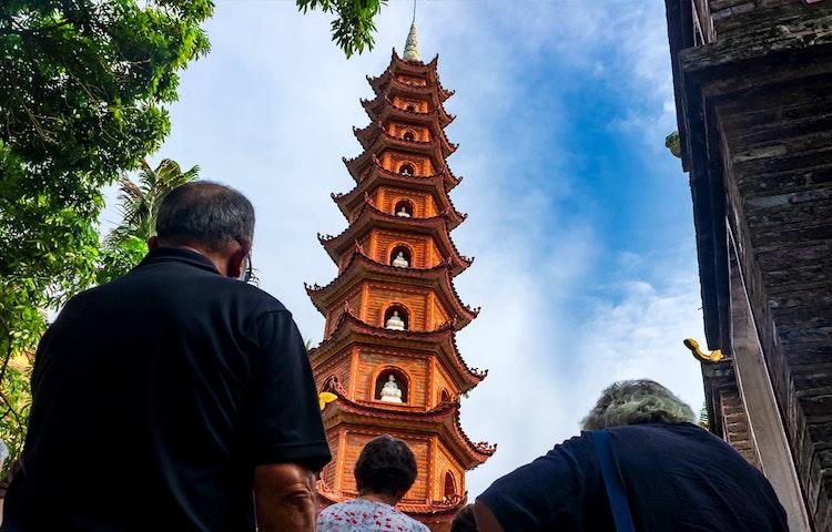 pillar - Vietnam Mountains & Bay Multi-Adventure