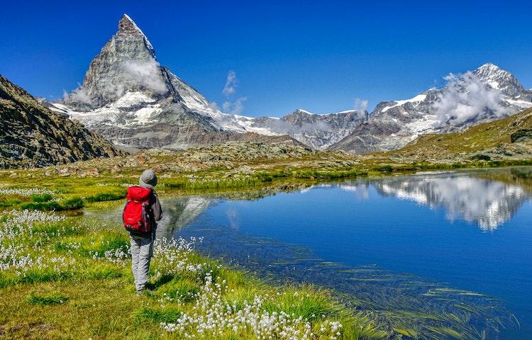 matterhorn - Alps Around the Matterhorn Trek
