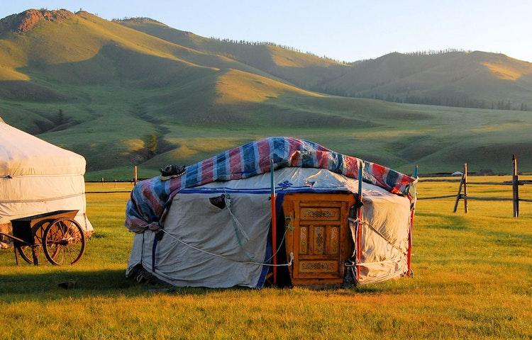 evening - Mongolia Golden Week Private Adventure