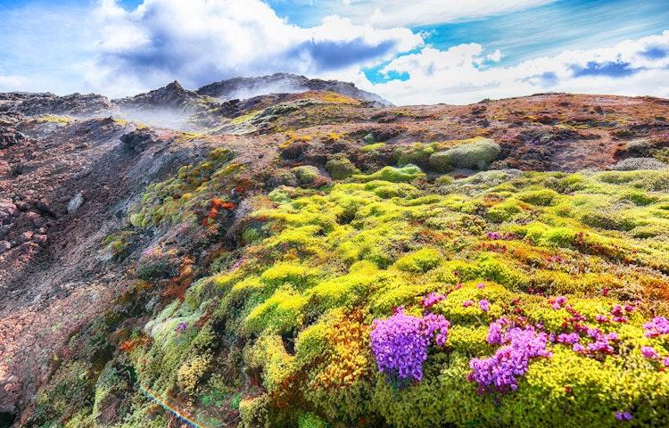 leihrnjukur - Iceland Natural Wonders Hiking