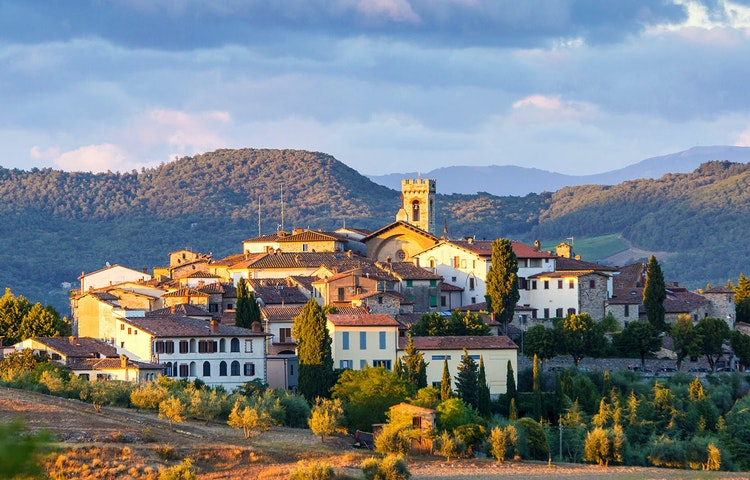 radda - Italy Tuscany and Umbria Walking