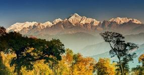 India Sikkim: Kanchenjunga Ridge Trek