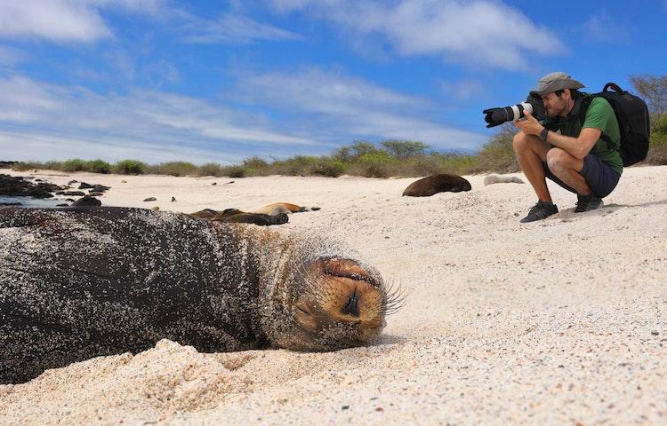 photographer - Ecuador Galapagos Islands Private Adventure