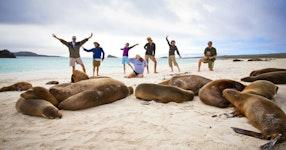 Ecuador Galapagos Adventure Cruise on EcoGalaxy