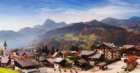Alps Chamonix to Annecy Hiking