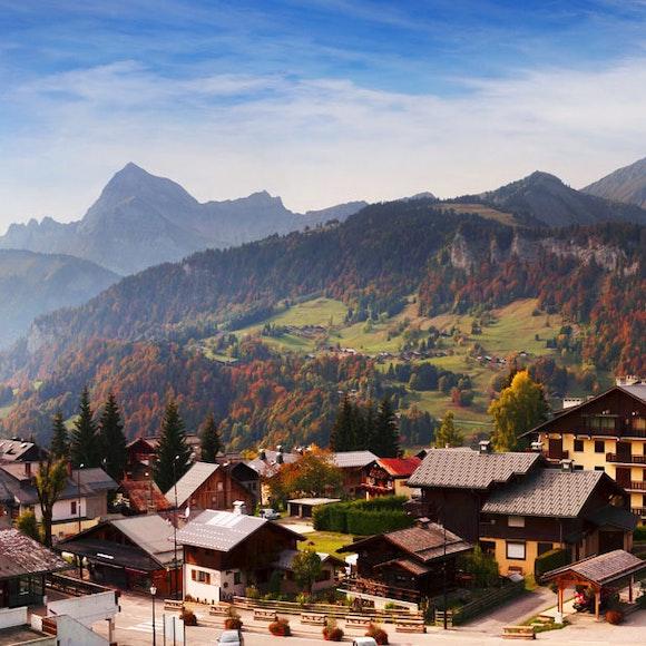 Alps Chamonix to Annecy Hiking | MT Sobek