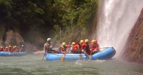 Costa Rica Rainforest to Sea Multi-Adventure