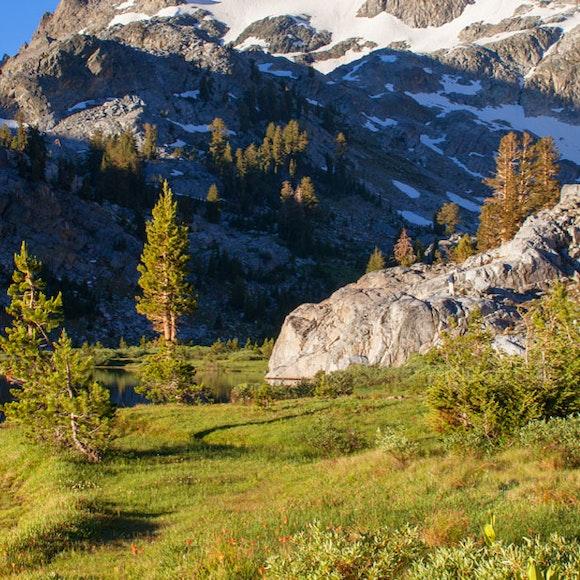 High Sierra Private Family Adventure | MT Sobek