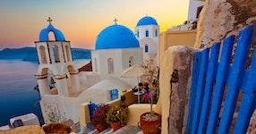 Greece Crete and Santorini Multi-Adventure