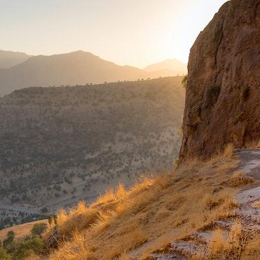 Iraqi Kurdistan Adventure with Richard Bangs