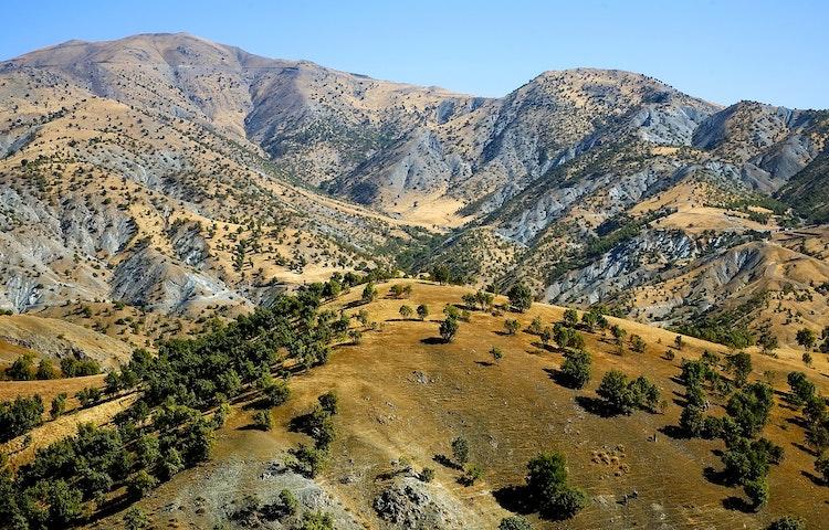 mountain scenic - Iraqi Kurdistan Cultural Discovery