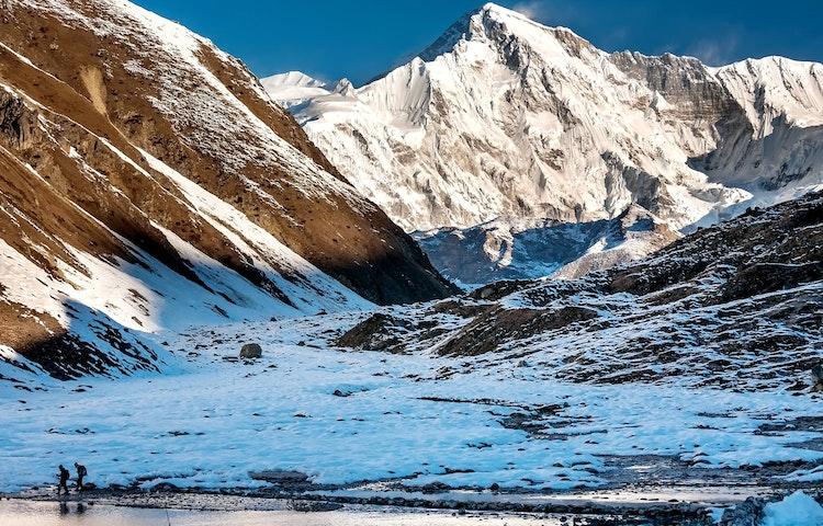 icy hikers - Nepal Ancient Passes Trek