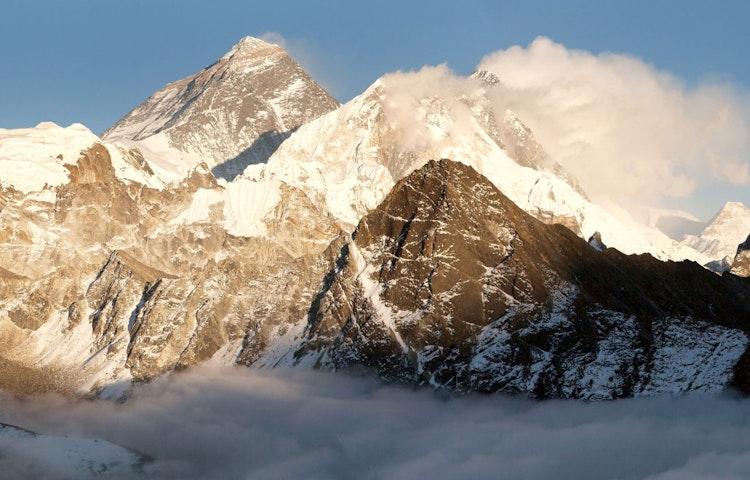 kala patar view - Hiking in Nepal: Everest Lodge-to-Lodge Trek