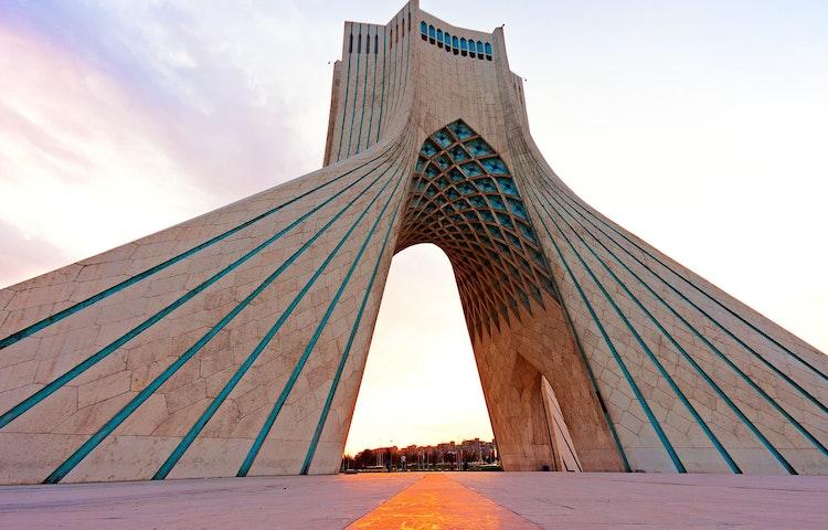 tehran arch