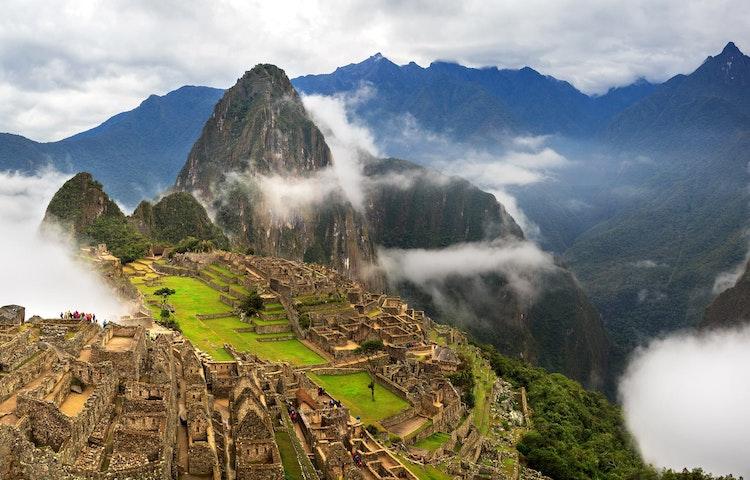 cloudy machu picchu - Peru Cusco and Machu Picchu Trek