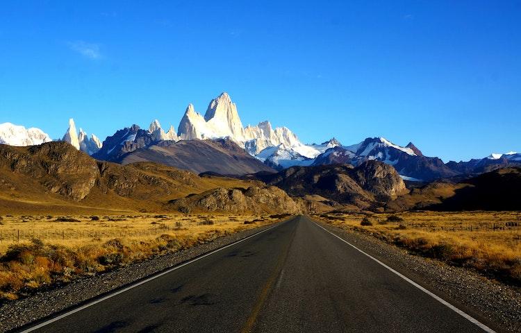 road to paine - Argentina Patagonia & Lake District Multi-Adventure