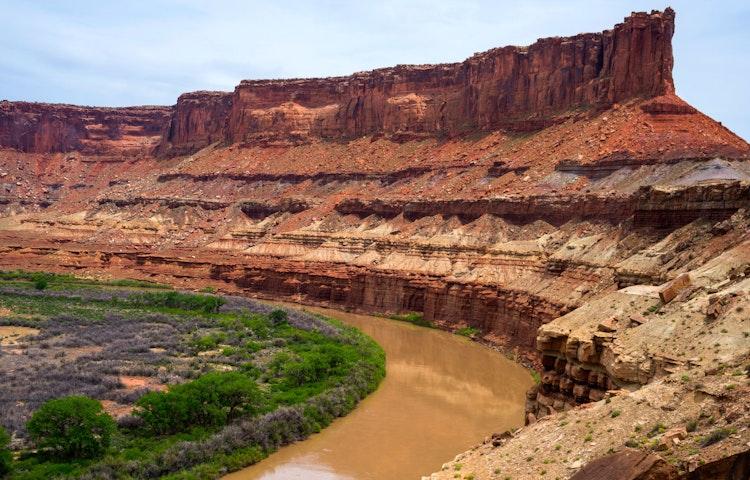 river - Utah Colorado River Cataract Canyon Multi-Adventure