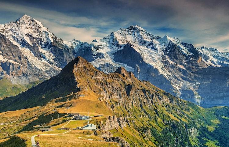 alps scenic