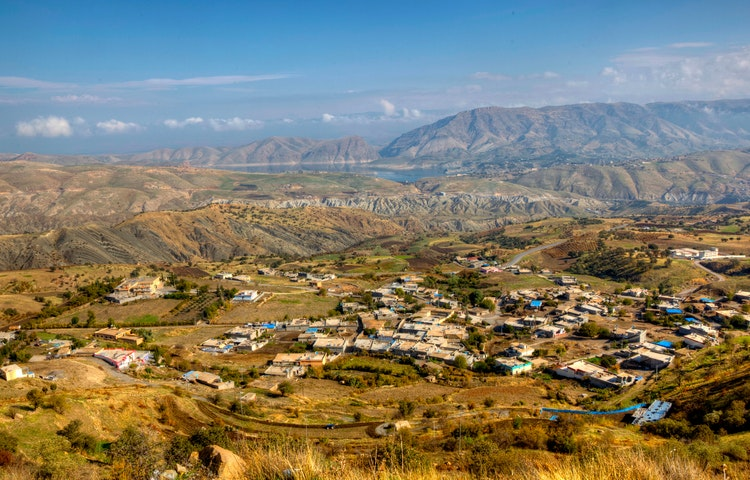 city scenic - Iraqi Kurdistan Cultural Discovery