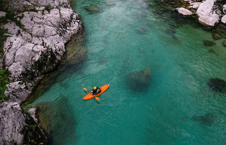 soca river kayaker