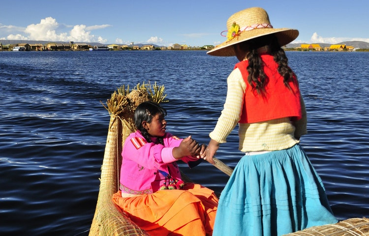 titicaca kids
