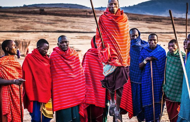 maasai jumper - Tanzania and Kenya Classic Safari Private Adventure