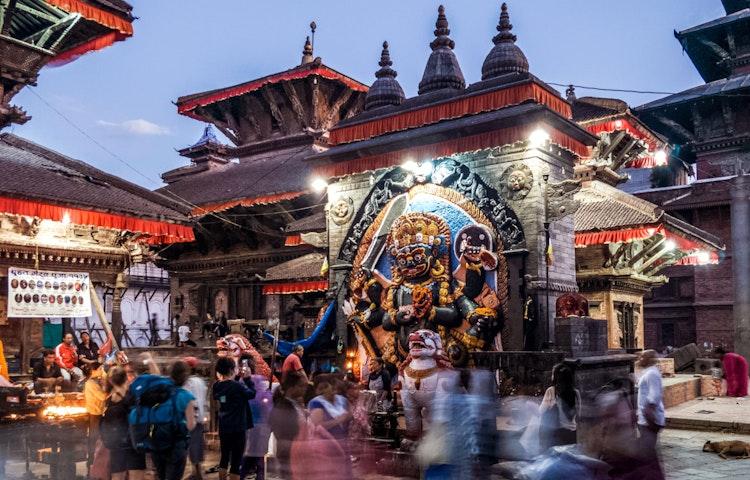 bhairav - Hiking in Nepal: Everest Lodge-to-Lodge Trek