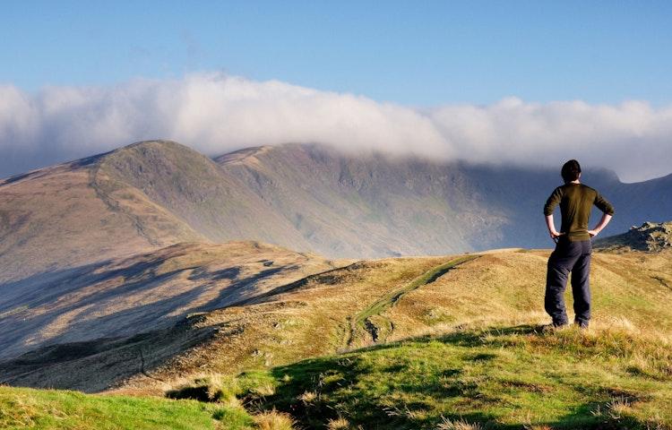ridge - England Coast to Coast Hiking