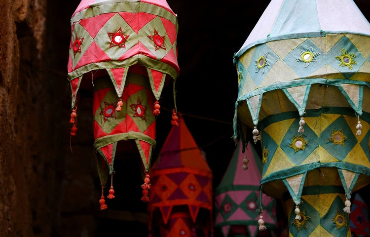 decorative hangings - Israel Perspectives and Peoples Cultural Discovery