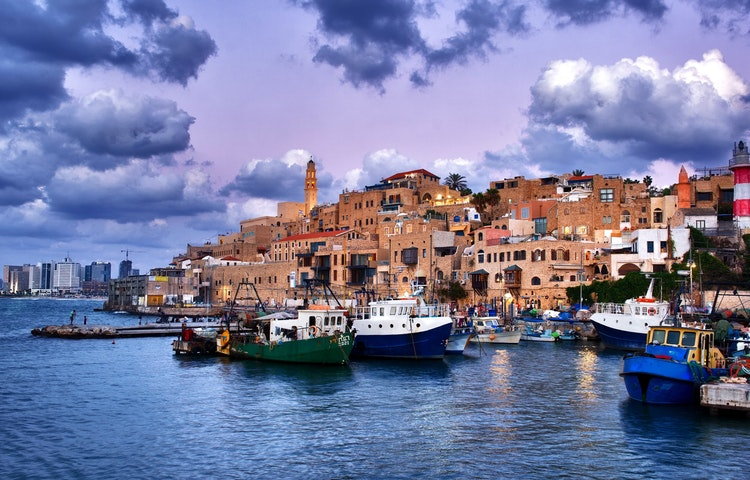 port city - Israel Perspectives and Peoples Cultural Discovery