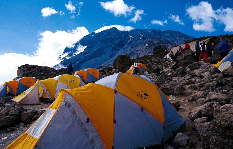 arrow tents