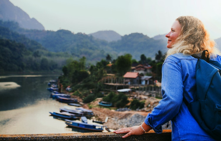tourist - Highlights of Laos Private Adventure
