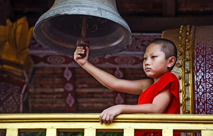 bell - Highlights of Laos Private Adventure