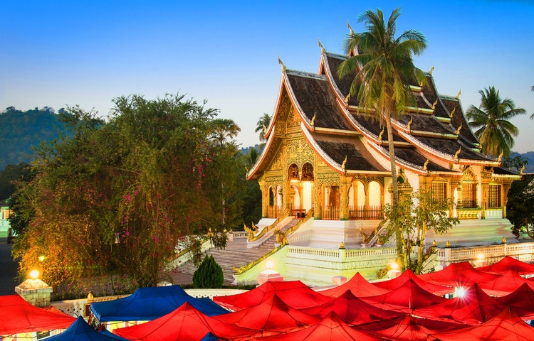 temple - Highlights of Laos Private Adventure