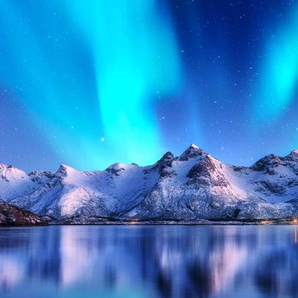 North Norway, Aurora Borealis, Hike & Kayak & Sail   MT Sobek