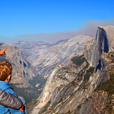 California Yosemite National Park Private Adventure