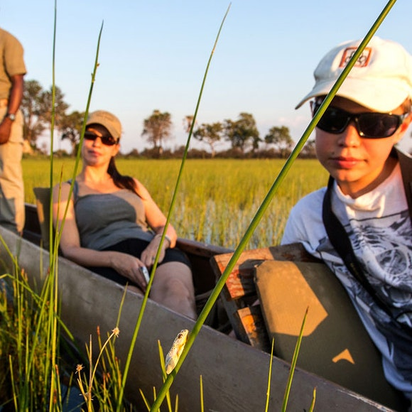 Botswana Classic Safari Private Adventure | MT Sobek