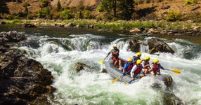Idaho Middle Fork of the Salmon River Rafting