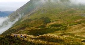 England Coast to Coast Hiking