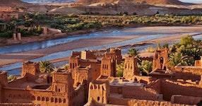 Morocco High Atlas Mountain Trekking