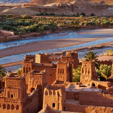 Morocco High Atlas Mountain Trekking