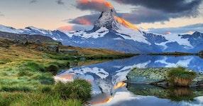 Alps Haute Route Trek